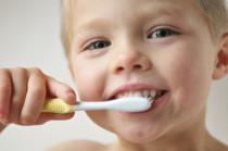 Kinder, Zähneputzen, Zahnarzt
